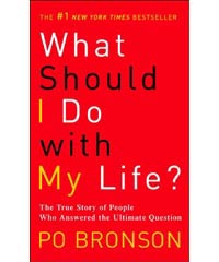 Book cover: What Should I Do With My Life?