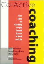 Book cover: Co-active Coaching