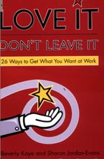 Book cover: Love It, Don