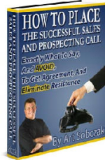 How to Place the Successful Sales and Prospecting Call