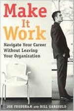 "Cover of book ""Make it Work"""
