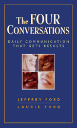 The FOUR Conversations: Dailey Communication that Gets Results